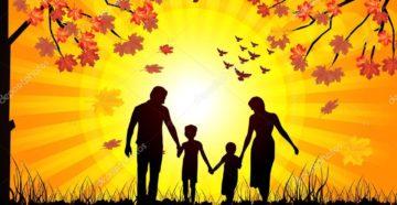 Ценности моей семьи