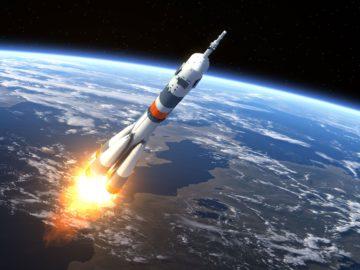 Сочинение первый в космосе