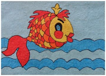 Сочинение Золотая рыбка