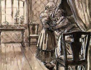 """Sochinenie «Harakteristika Petra Andreevicha Grinyova iz romana A. S. Pushkina """"Kapitanskaya dochka""""»"""